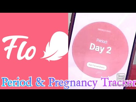 Flo App Best Period Tracker Pregnancy, Ovulation Date Review