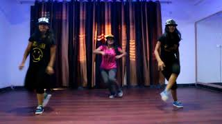Professional dance works || choreography by swastika Agarwal || Hip Hop || P. D. C-2