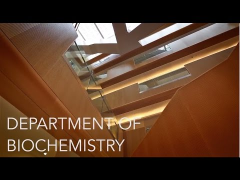 A Graduate Introduction to Biochemistry at Oxford
