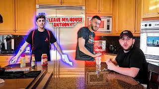 MOCKING FAZE RUG AND BRAWADIS *GOT KICKED OUT*