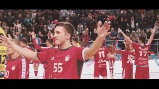 СКА-Минск vs Бухарест - атмосфера матча