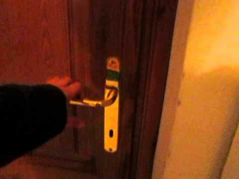 Come aprire una porta youtube - Aprire una porta senza chiavi ...