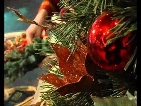 Мастер-класс по созданию рождественского венка.