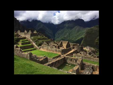 Ancient Ruins of Machu Picchu | Where in the World is Bruce