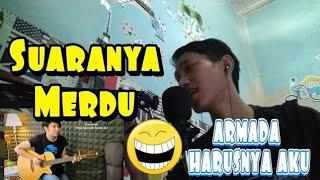 Download Lagu ARMADA - HARUSNYA AKU by nathan fingerstyle ( karaoke ) mp3
