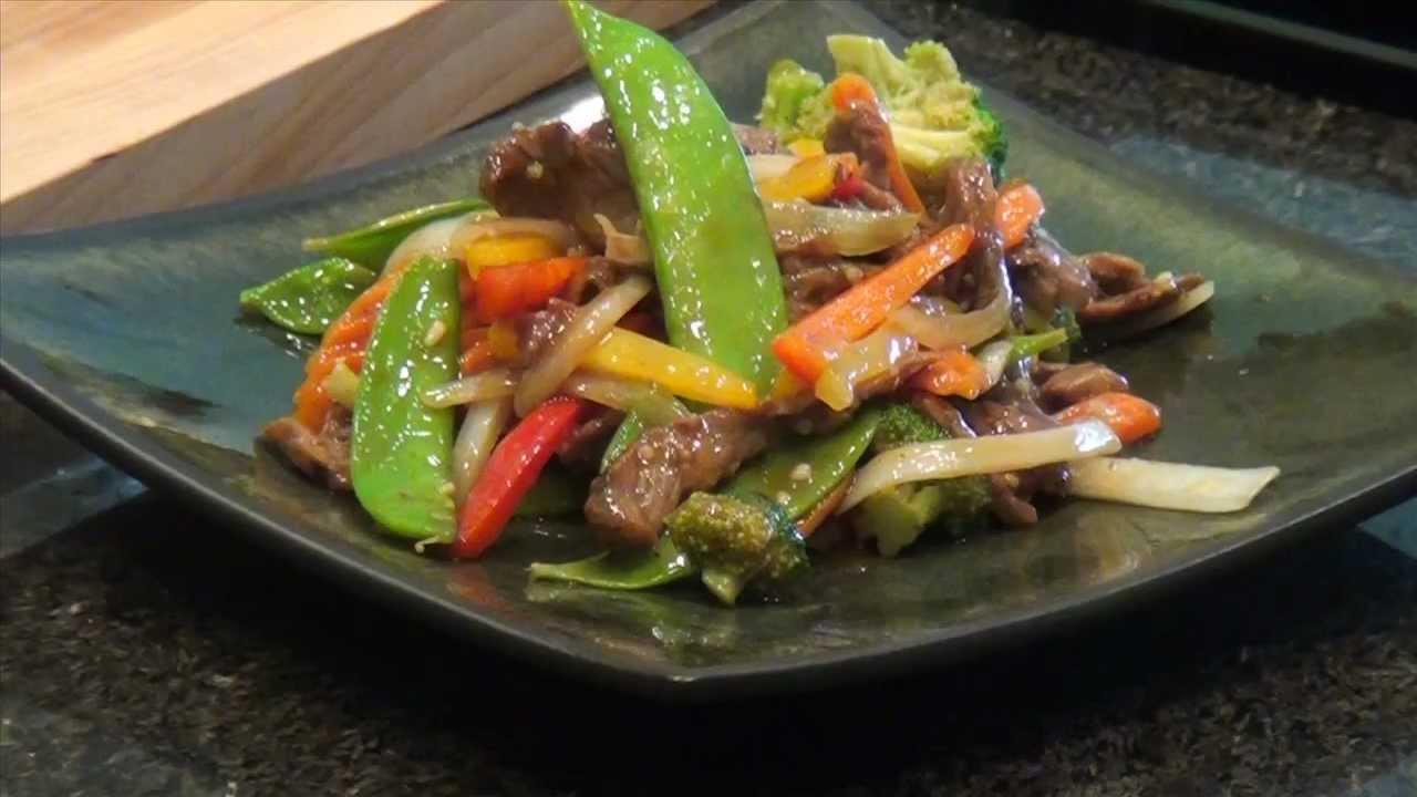 Easy beef vegetable stir fry recipes