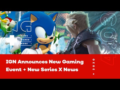 IGN News Live: Summer of Gaming Event Announcement & Updates on the Series X - 04/03/2020