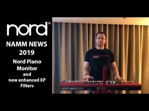 NORD NAMM NEWS 2019 - Nord Piano Monitor