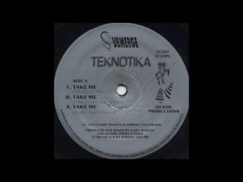 Gary Martin - Take Me (Straight Up Vocal Mix)