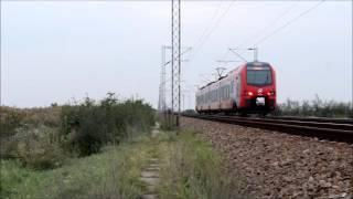 InterCity Srbija 540 Palić Beograd - Subotica HD
