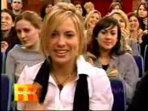 Jeffrey Dean Morgan on Rachael Ray Clip 2