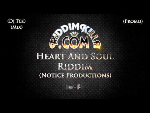 Heart And Soul Riddim Mix cap mix
