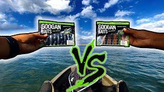 Bandito Bug VS. Krackin Craw!!!