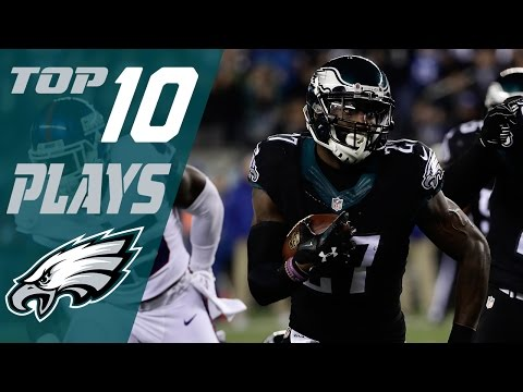 Eagles Top 10 Plays of the 2016 Season | NFL Highlights