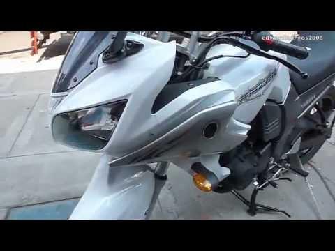 Yamaha Fazer 16 2012 150cc 13.54 HP Colombia Yamaha