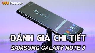 VnReview - Đánh giá chi tiết Samsung Galaxy Note 8: làm phải lớn, giá phải cao