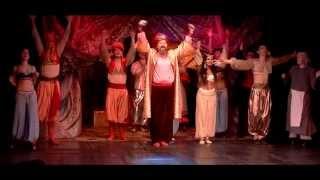 Аладдин и Волшебная Лампа. #2. фрагменты мюзикла МДТ им. Рубена Симонова
