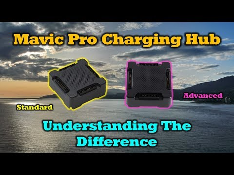 DJI Mavic Pro Charging Hub Teardown - What's The Difference Between Them?