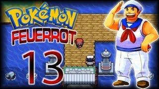 Pokemon Feuerrot - Let's Play Together Pokemon Feuerrot Part 13