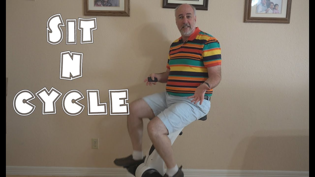 SitnCycle Review- As Seen On TV | EpicReviewGuys in 4k CC ...