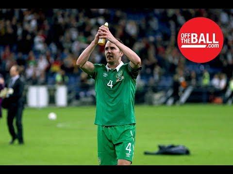 Kevin Kilbane lauds John O'Shea as he ends his Ireland career