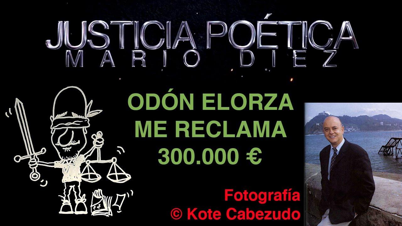 ODÓN ELORZA ME PIDE 300.000 € Y LE RETRATAN EN EL CONGRESO - YouTube