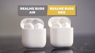Realme Buds Air Neo vs Realme Buds Air: Which One to Buy?