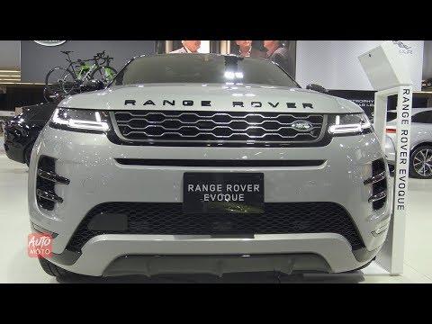 Bán Xe Range Rover Velar Phiên Bản R-Dynamic Model 2019 2020 Màu Trắng, Giao Ngay