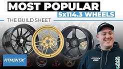 Most Popular 5x114.3 Wheels   The Build Sheet