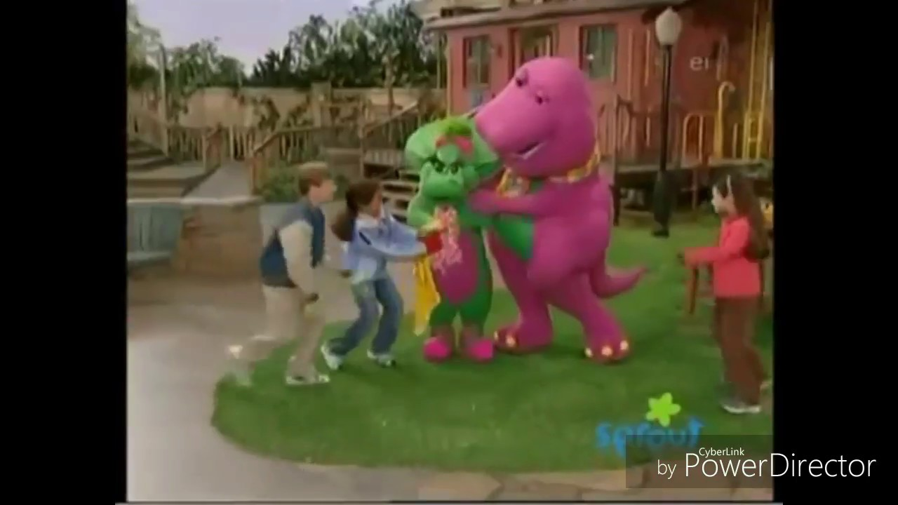 Barney Amp Friends Baby Bop Is Really Ticklish Youtube