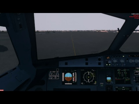 [P3Dv3.4] Air Arabia Maroc Tutorial Flight Airbus A320