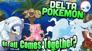 Pokemon Sun and Moon have DELTA POKEMON!? ...Maybe | Gnoggin