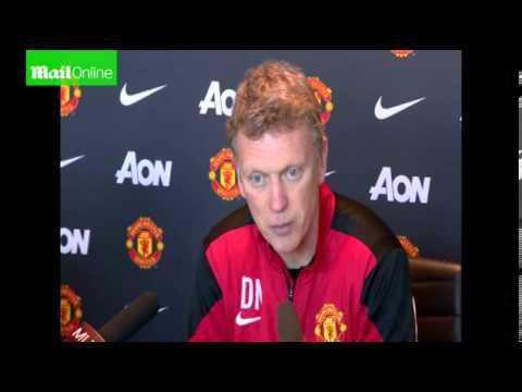 Moyes says Vidic leaving Man Utd was a mutual decision