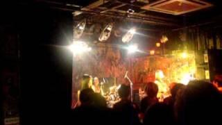 Live at Club Fandango in Osaka.