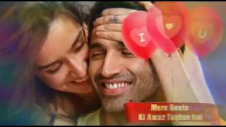 "Heart touching ... Har Lamhe ka khayal Tumara Hai..""""Aashiqui 2"