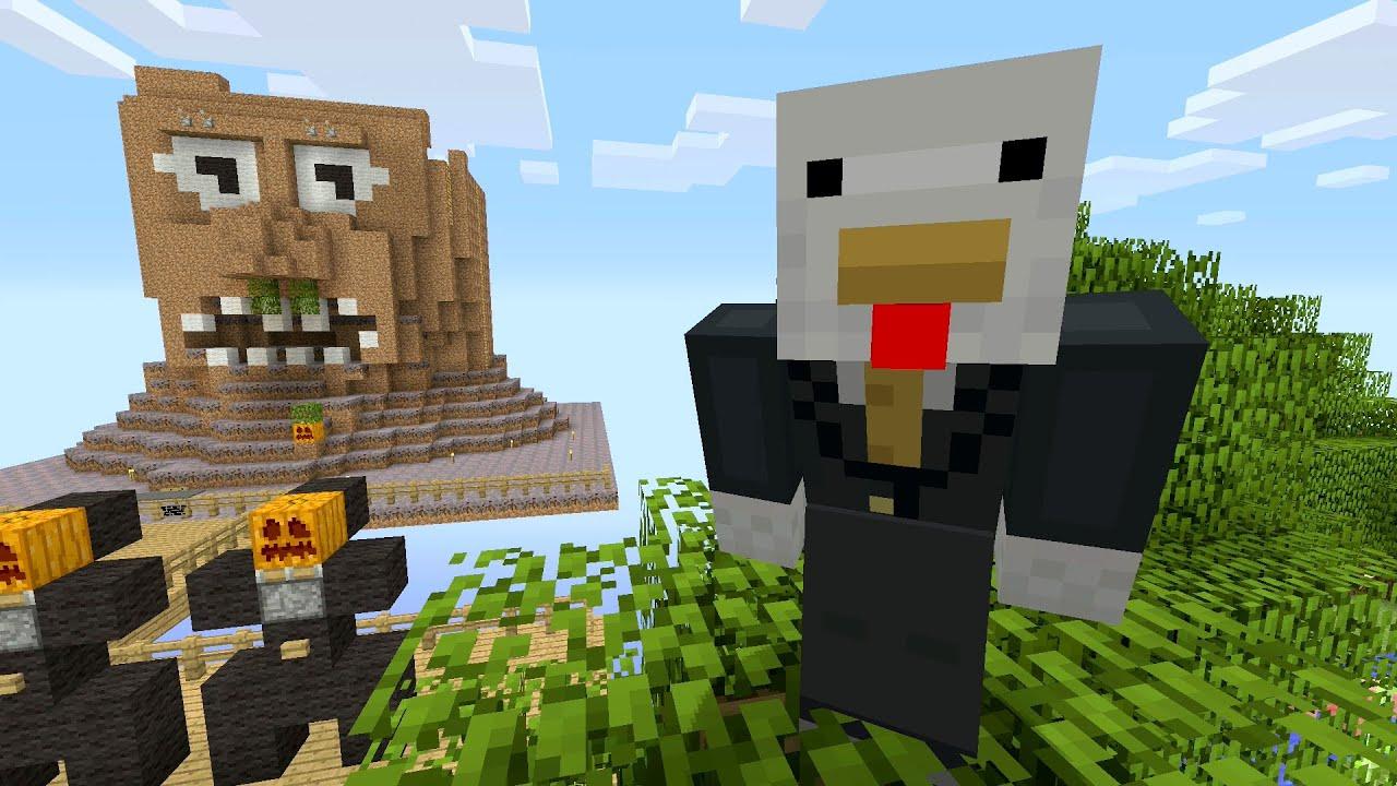Minecraft Xbox - Sky Den Egg Eyes 71 Funnydog.tv