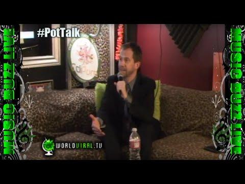 MUSIC BUZZ LIVE: 04/13/16 ~  #POTTALK ~ MICHAEL ELLIOT (MARIJUANA INDUSTRY GROUP)