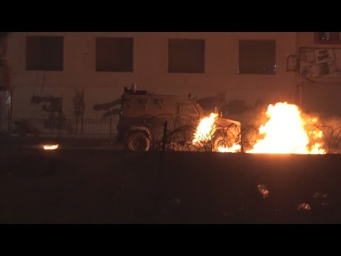 Bahrain: Violent clashes after the suppression of a demonstration in Sitra 29.10.2015
