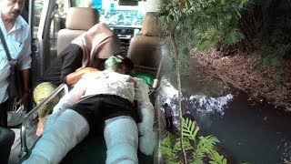Download Video Hendak Nyalakan Rokok di Pinggir Sungai di Bali, Tubuh Pria Ini Terbakar hingga 85 Persen MP3 3GP MP4