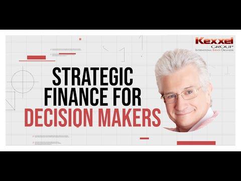 Strategic Finance For Decision Maker - November 2021