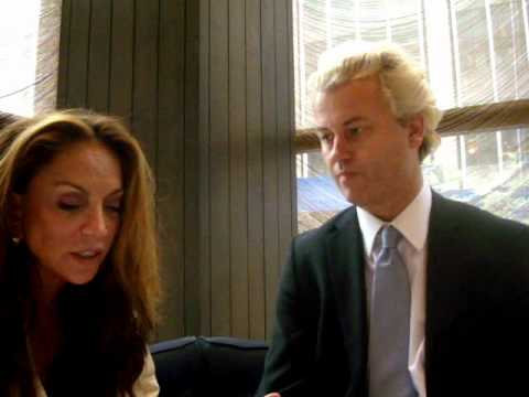 Pamela Geller, Atlas Shrugs Interviews Geert Wilders