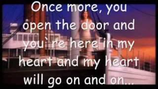 Celine Dion - My heart will go on (Titanic)