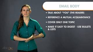 professional b2b emails email body business writing grammar