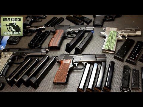 Mec-Gar : Best Aftermarket Handgun Magazines