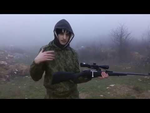 Снайперская Винтовка Мосина ОЦ-48 Обзор и Стрельба