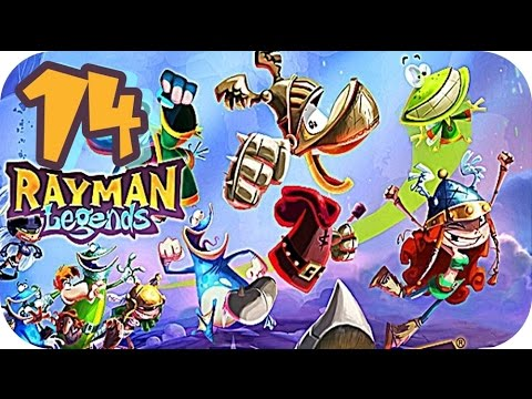 Rayman Legends - » Parte 14 « - Español PS3 [HD]