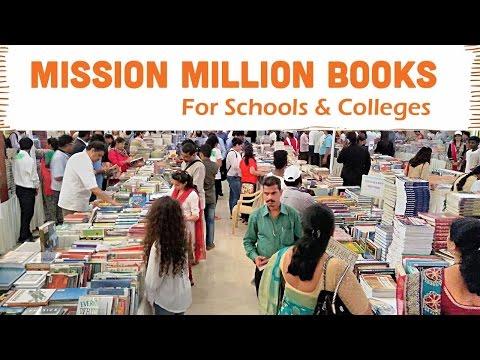 Mission Million Books Video