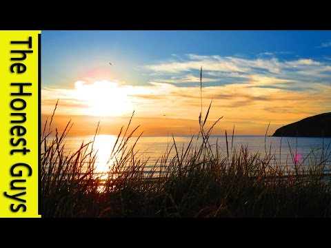 3 HOURS Relaxation Music With Ocean Waves. Sleep Study Relax Spa Meditation