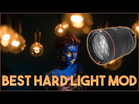Impact Fresnel Spot *Old Hollywood* Light Modifier - Precision Hard Lighting for Photography