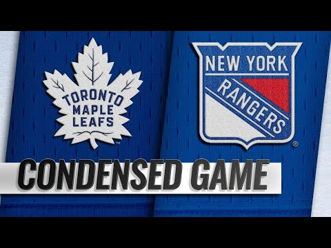 02/10/19 Condensed Game: Maple Leafs @ Rangers Mp3